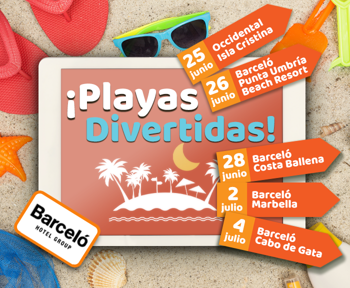 Playas Divertidas 2018